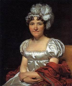 Portrait of Marguerite-Charlotte David