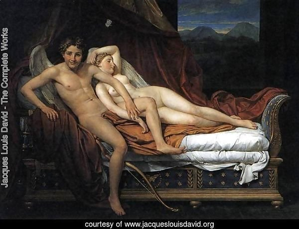 Cupid and Psyche 1817