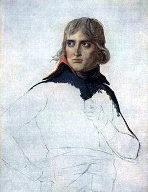 Portrait of General Bonaparte 1797