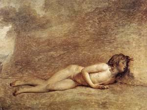 Jacques Louis David - The Death Of Bara 1794